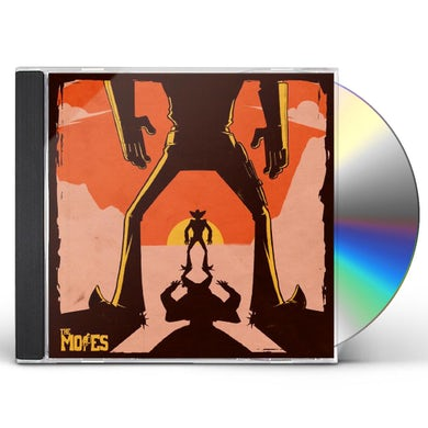 Mopes ACCIDENT WAITING TO HAPPEN CD