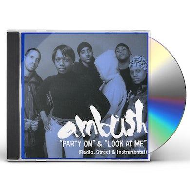 Ambush PARTY ON CD