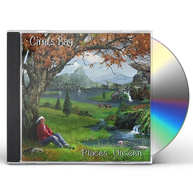 Cirrus Bay PLACES UNSEEN CD