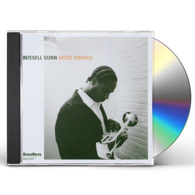 Russell Gunn MOOD SWINGS CD