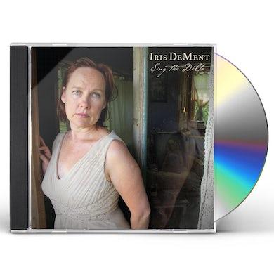Iris Dement SING THE DELTA CD