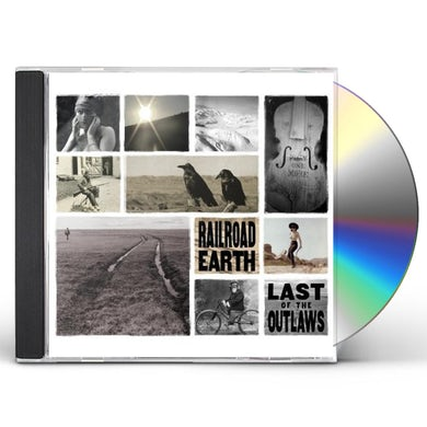 Railroad Earth LAST OF THE OUTLAWS CD