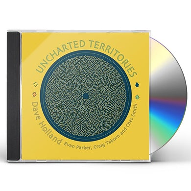 Dave Holland UNCHARTED TERRITORIES CD