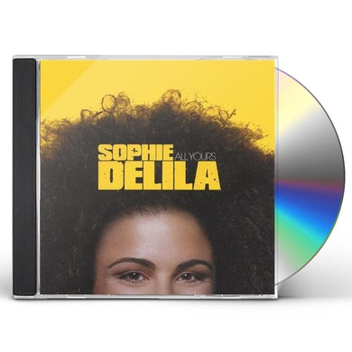 Sophie Delila ALL YOURS CD