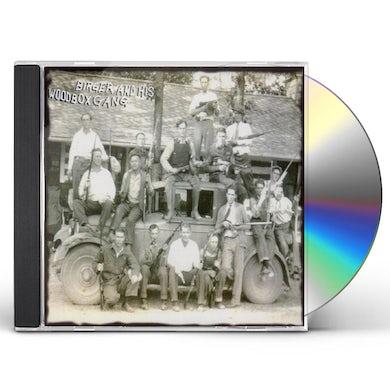 Woodbox Gang I'VE KILLED MEN CD