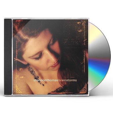 Shannon Thomas BRAINSTORMS CD