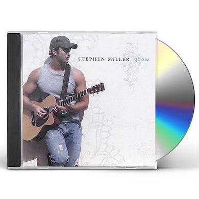 Stephen Miller GROW CD