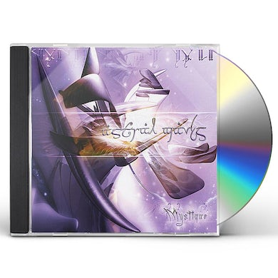 Astral Waves MYSTIQUE CD
