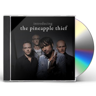 The Pineapple Thief INTRODUCING CD