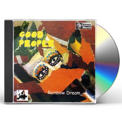 Good People RAINBOW DREAM CD
