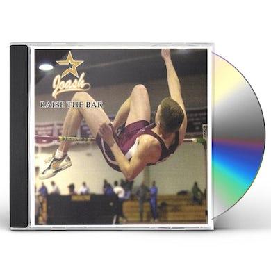 Joash RAISE THE BAR CD