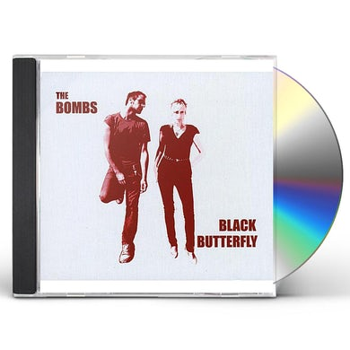 Bombs BLACK BUTTERFLY CD