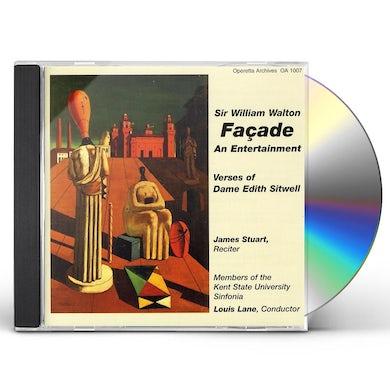 William Walton FACADE AN ENTERTAINMENT CD
