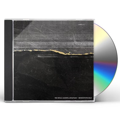 The Rural Alberta Advantage MENDED WITH GOLD CD