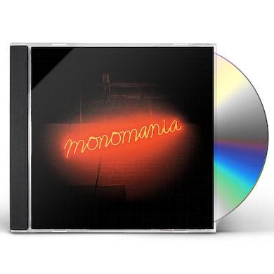 Deerhunter MONOMANIA CD