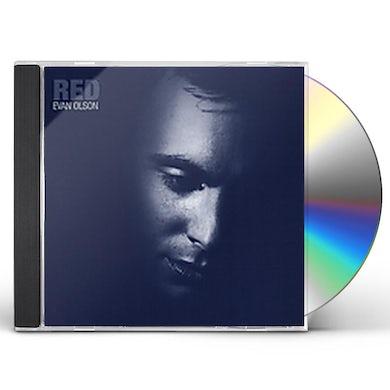 Evan Olson RED (21 SONGS) CD