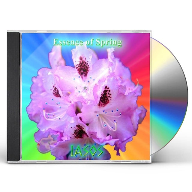 Iasos ESSENCE OF SPRING CD