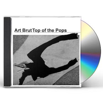 Art Brut TOP OF THE POPS CD