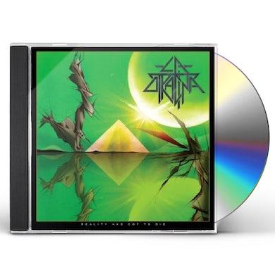 La Otracina REALITY HAS GOT TO DIE CD