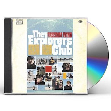 Explorers Club FREEDOM WIND CD