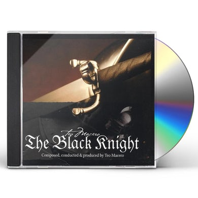 Teo Macero BLACK KNIGHT CD