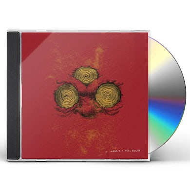 Black Milk IF THERE'S A HELL BELOW CD