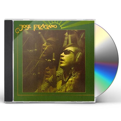Jose Feliciano AND THE FEELING'S GOOD CD