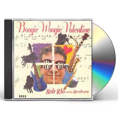 Rob Rio BOOGIE WOOGIE VALENTINE CD