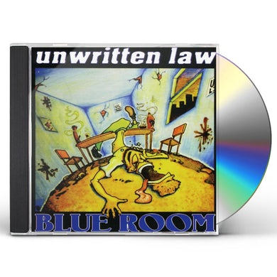 Unwritten Law BLUE ROOM CD