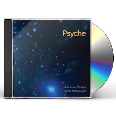 Garrett Fisher PSYCHE CD