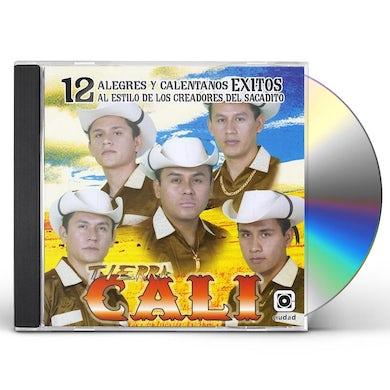 Tierra Cali 12 ALEGRES Y CALENTANOS EXITOS CD