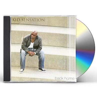 Kid Sensation BACK HOME CD