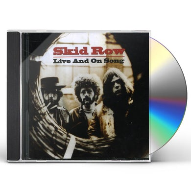 Skid Row LIVE & ON SONG CD