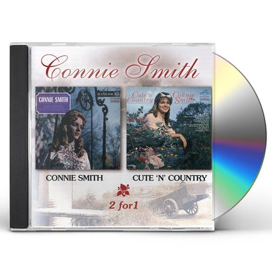 CONNIE SMITH: CUTE N COUNTRY (2 ON 1) CD