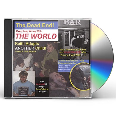 EVERYTHING WRONG WITH THE WORLD CD