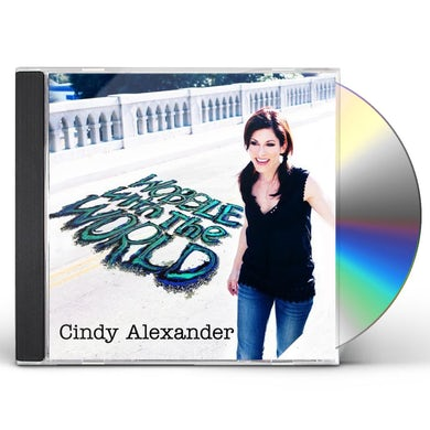 Cindy Alexander WOBBLE WITH THE WORLD CD
