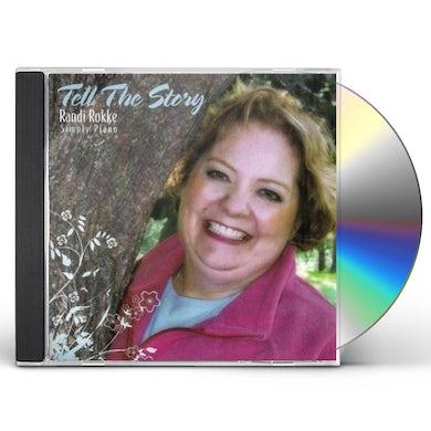 Randi Rokke TELL THE STORY CD
