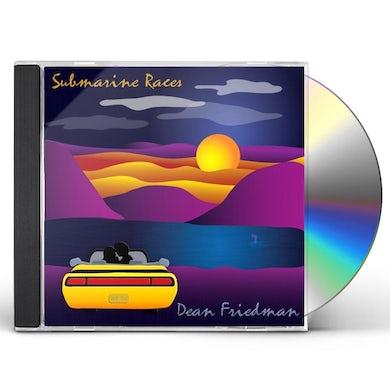 Dean Friedman SUBMARINE RACES CD