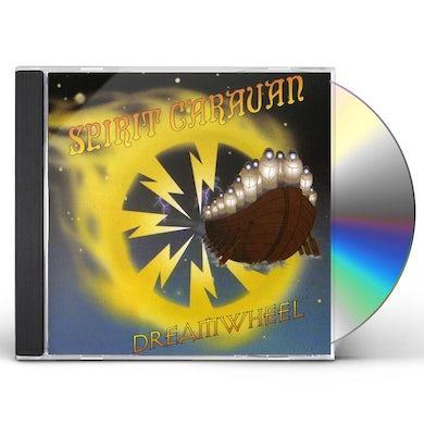 SPIRIT CARAVAN DREAMWHEEL CD