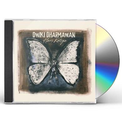 Dwiki Dharmawan HARI KETIGA CD
