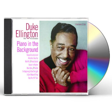 Duke Ellington PIANO IN THE BACKGROUND CD