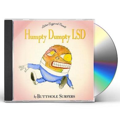 Butthole Surfers HUMPTY DUMPTY LSD CD