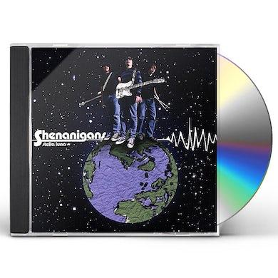 Shenanigans STELLA LUNA CD