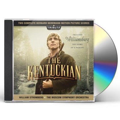 Moscow Symphony Orchestra KENTUCKIAN WILLIAMSBURG: STORY OF A PATRIOT CD