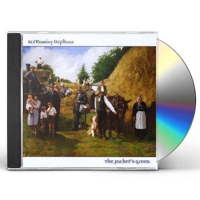 Screaming Orphans THE JACKET'S GREEN CD