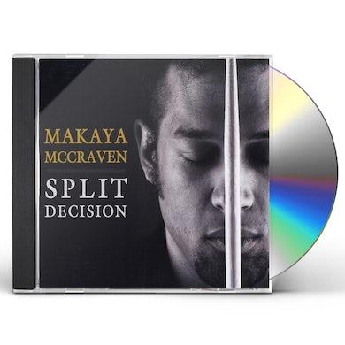 Makaya McCraven SPLIT DECISION CD