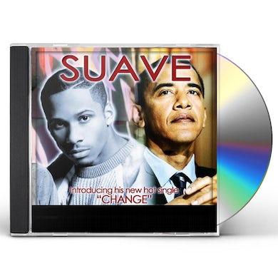 Suave CHANGE CD