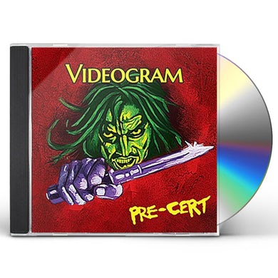 VIDEOGRAM PRE-CERT (500 LTD GATEFOLD) CD