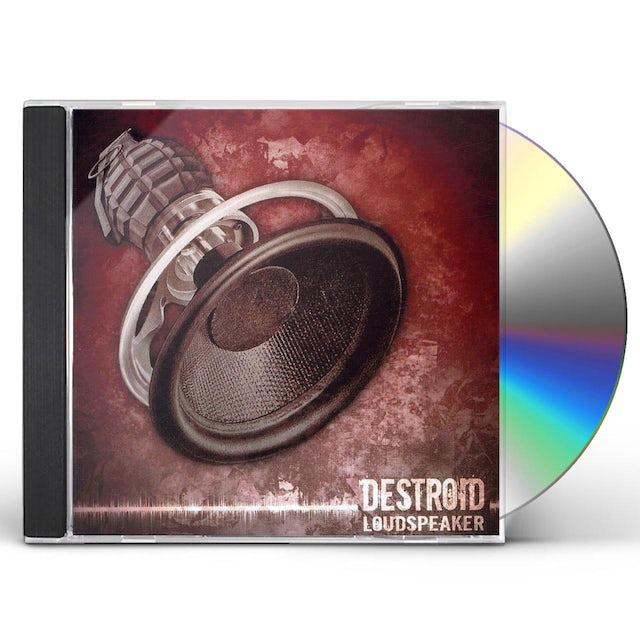 Destroid LOUDSPEAKER CD