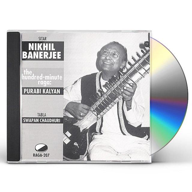 Nikhil Banerjee PURABI KALYAN 1982 CD